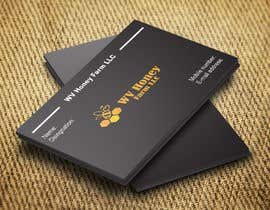 sevenstylesart tarafından I need a busines card designed around or with our company logo.  We have a local bee business. için no 14