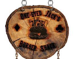 LukeVyner tarafından Design a Logo for One-Eyed Jack's Burger Shack için no 11