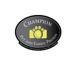 #142 para Design a Logo for a Pet and Family Photography Business por Vanai