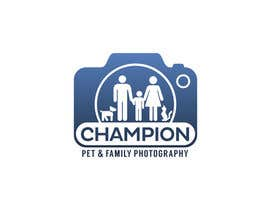 #32 para Design a Logo for a Pet and Family Photography Business por rogerweikers