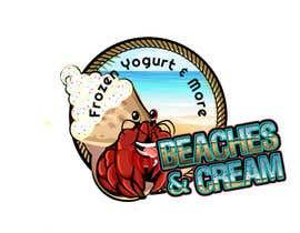 Nro 176 kilpailuun Create a logo for a frozen yogurt business käyttäjältä shananigans1