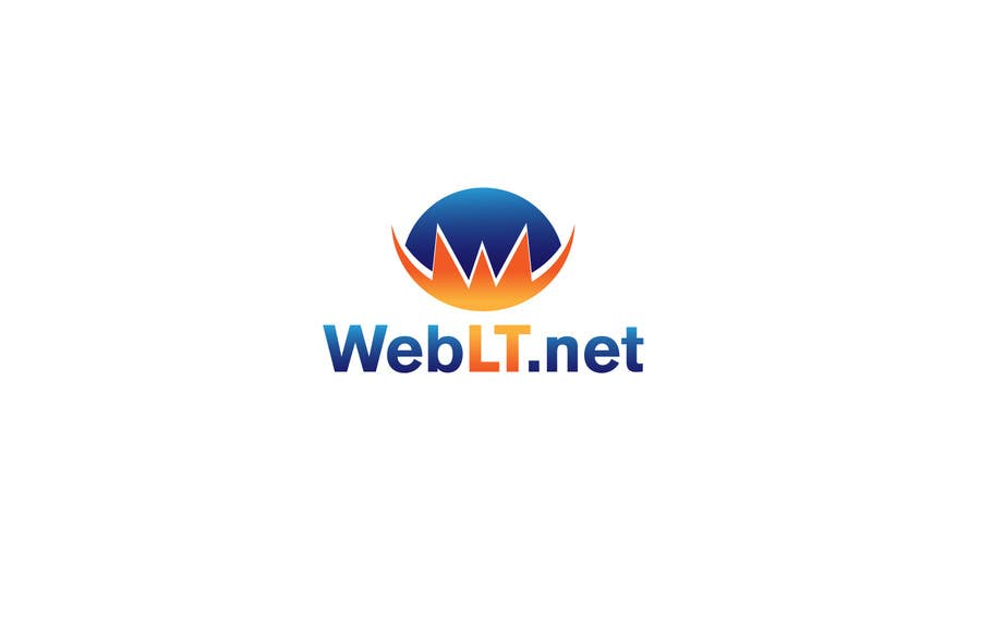 Penyertaan Peraduan #160 untuk Logo for the website WebLT.net