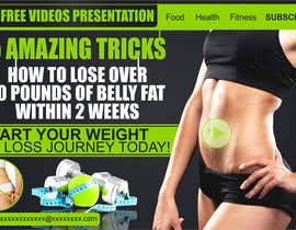 Nro 24 kilpailuun Weight Loss squeeze page/landing page käyttäjältä adview1