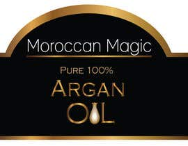#5 for Design a Logo for a Beauty Product - Moroccan Magic af karmenflorea