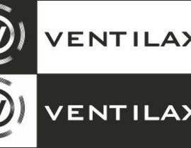 #78 for Design logo for: ventilax.com (e-shop with ventilation products)      -      We guarantee the announcement of the winner af CioLena