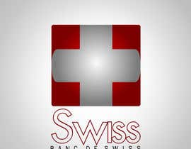 #144 para Logo Design for Banc de Swiss por designpro2010lx