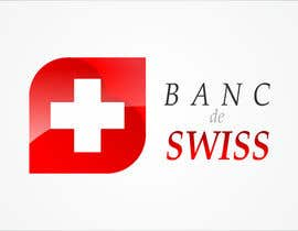 #168 for Logo Design for Banc de Swiss by dobridobrev