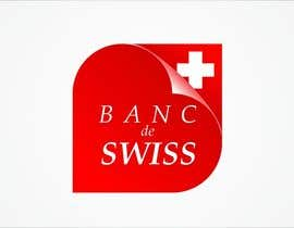 #143 cho Logo Design for Banc de Swiss bởi dobridobrev