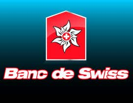#166 for Logo Design for Banc de Swiss af SRIANANGAMANJARI