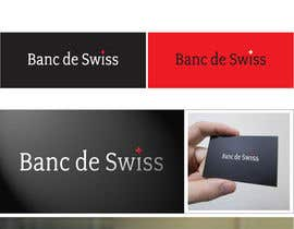 #167 para Logo Design for Banc de Swiss por DesignPRO72