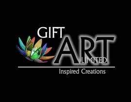 nº 1 pour Design a Logo for Gift Art Limited par alek2011