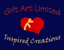 #17 para Design a Logo for Gift Art Limited por sterea2na