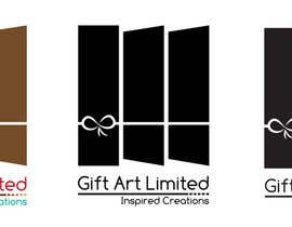 #13 para Design a Logo for Gift Art Limited por zitabanyai