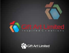nº 11 pour Design a Logo for Gift Art Limited par rahim420