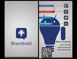#23 cho Design some Business Cards & Email Signatures for Brandroid bởi thogz11