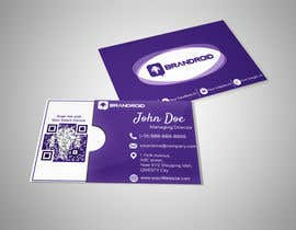 #11 for Design some Business Cards & Email Signatures for Brandroid by Sofmynd