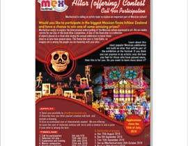 Nro 22 kilpailuun Altar Contest Mexfestival käyttäjältä abdsigns