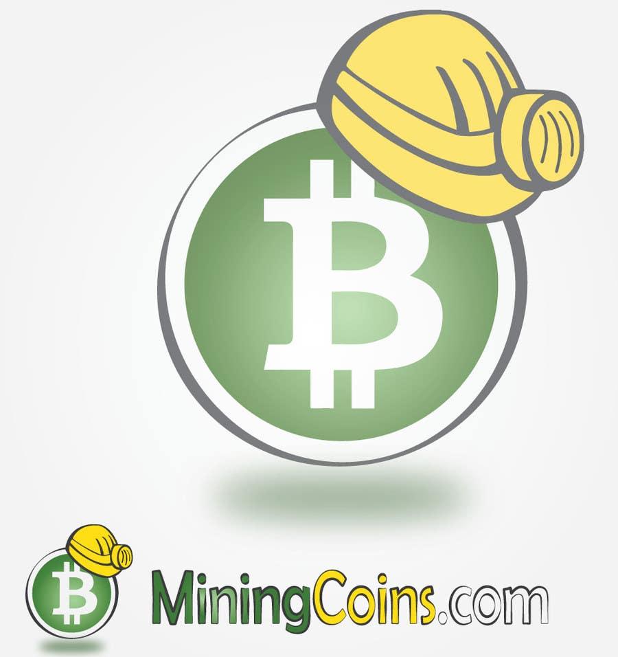 Kilpailutyö #36 kilpailussa Design a Logo for MiningCoins.com