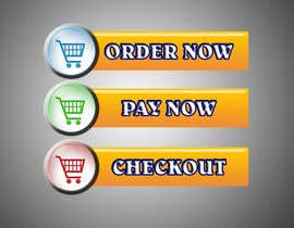 nº 19 pour Design some checkout buttons par pradyuman5