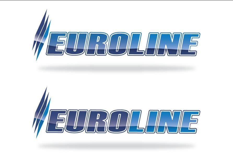Contest Entry #533 for Logo Design for EUROLINE