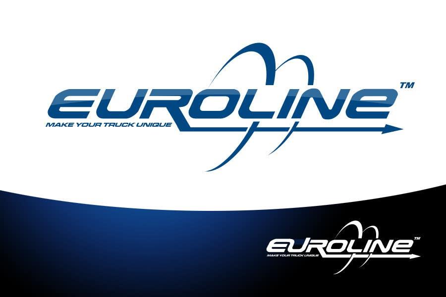 Contest Entry #440 for Logo Design for EUROLINE