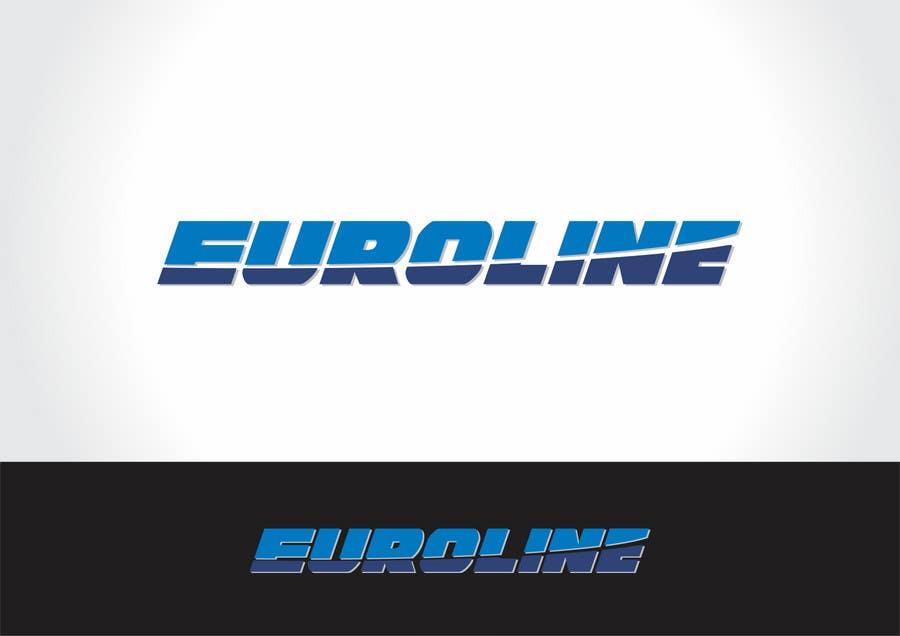 Penyertaan Peraduan #137 untuk Logo Design for EUROLINE