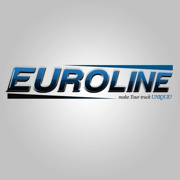 Penyertaan Peraduan #558 untuk Logo Design for EUROLINE