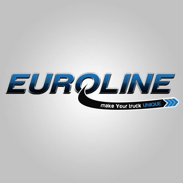 """Intrarea #514 pentru concursul """"Logo Design for EUROLINE"""""""