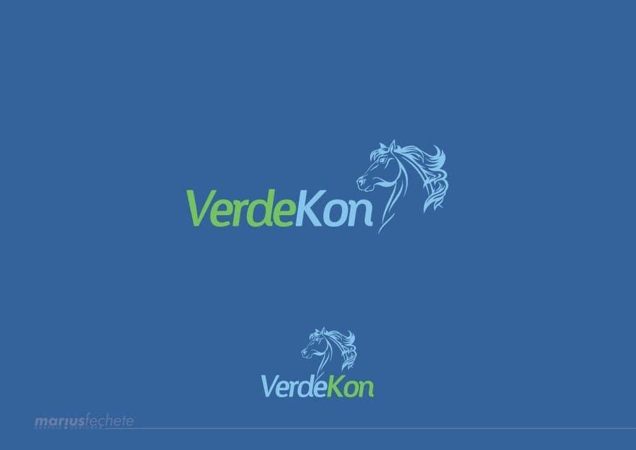 Kilpailutyö #135 kilpailussa Design a Logo and corporate design for VerdeKon