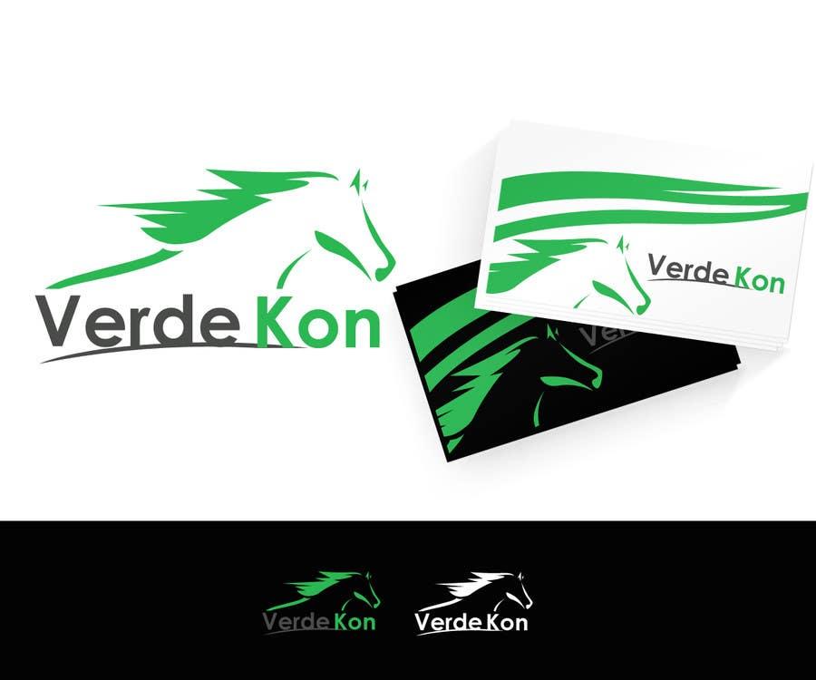 Kilpailutyö #60 kilpailussa Design a Logo and corporate design for VerdeKon