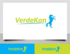 #148 para Design a Logo and corporate design for VerdeKon por daebby