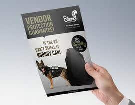 Nro 20 kilpailuun Design 2 smell proof bag flyers käyttäjältä dorianelezaj