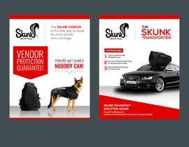 Nro 31 kilpailuun Design 2 smell proof bag flyers käyttäjältä renzberboso