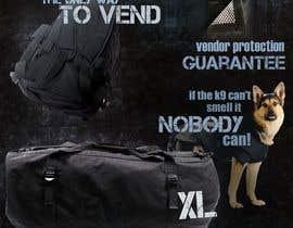 Nro 3 kilpailuun Design 2 smell proof bag flyers käyttäjältä anastasiaagav