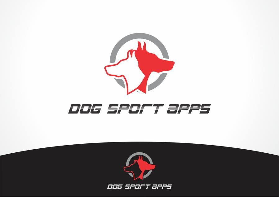 Inscrição nº 83 do Concurso para Logo Design for www.dogsportapps.com