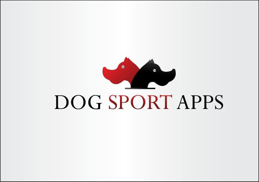 Penyertaan Peraduan #70 untuk Logo Design for www.dogsportapps.com