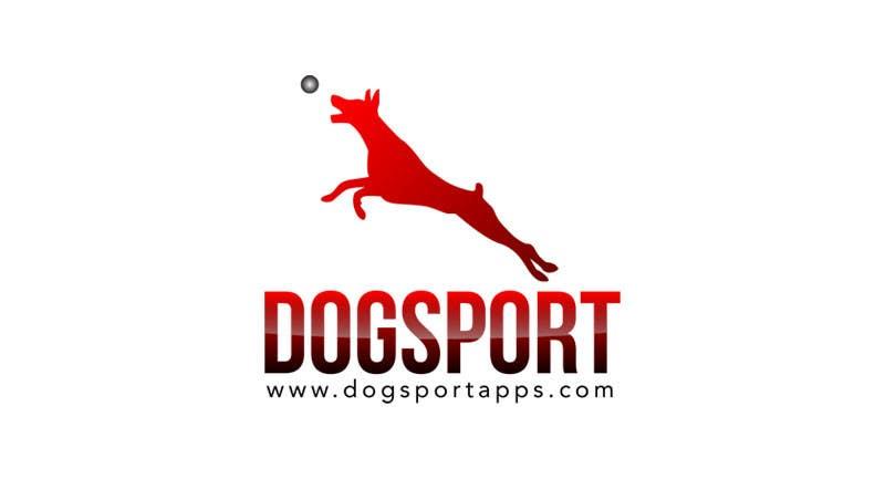 Penyertaan Peraduan #117 untuk Logo Design for www.dogsportapps.com