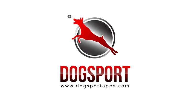Penyertaan Peraduan #115 untuk Logo Design for www.dogsportapps.com