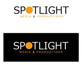 imran030 tarafından Design a Logo for Spotlight Media and Productions için no 14
