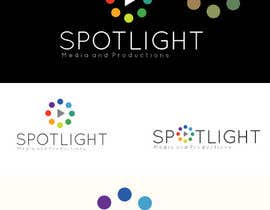 #62 untuk Design a Logo for Spotlight Media and Productions oleh rahim420