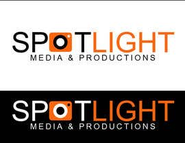 GoldSuchi tarafından Design a Logo for Spotlight Media and Productions için no 58