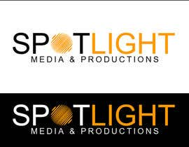 #74 untuk Design a Logo for Spotlight Media and Productions oleh GoldSuchi