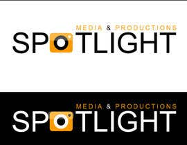 #89 untuk Design a Logo for Spotlight Media and Productions oleh GoldSuchi