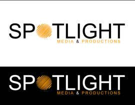 GoldSuchi tarafından Design a Logo for Spotlight Media and Productions için no 91