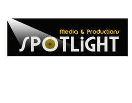 ayubouhait tarafından Design a Logo for Spotlight Media and Productions için no 95