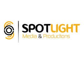 AlphaCeph tarafından Design a Logo for Spotlight Media and Productions için no 76