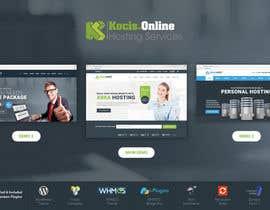 """RagnarokAlfa tarafından Create logo """"kocis.online"""" için no 22"""