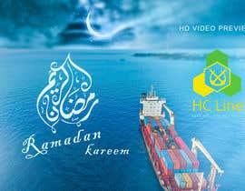 Nro 10 kilpailuun RAMADAN MUBARAK GREETING FOR SOCIAL MEDIA + 1080p HD TV // HC LINE käyttäjältä syamjiths7