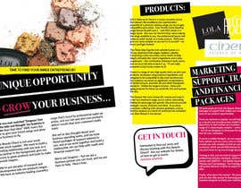 Nro 1 kilpailuun 2 page magazine spread in style of Grazia and Closer magazines käyttäjältä creatable
