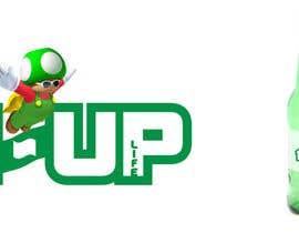 Nro 48 kilpailuun Design a Logo - 1-UP Green juice!! käyttäjältä gopiranath